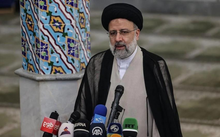 Iran to host inauguration of Raisi