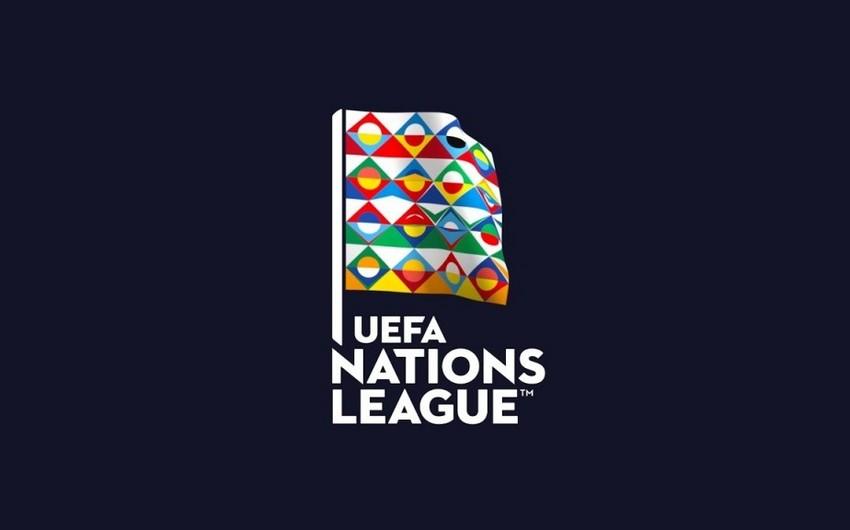 UEFA Millətlər Liqasında III turun növbəti matçları keçirilib