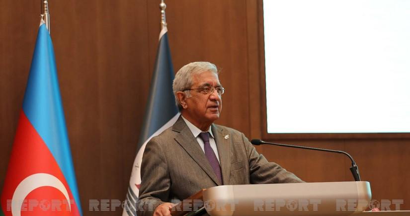 Azerbaijani Foreign Ministry congratulates Hafiz Pashayev