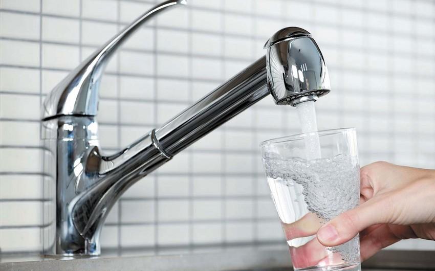 Bakının 3 rayonunda içməli suyun verilişi məhdudlaşdırılacaq