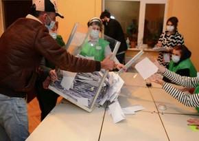 В Грузии подсчитано почти 100% голосов: впереди Грузинская мечта