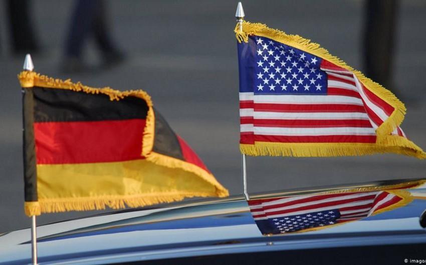 """""""Bloomberg"""": Almaniya ABŞ-a qarşı sanksiya hazırlayır"""