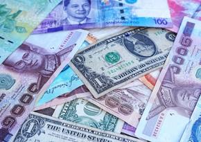Курсы валют Центрального банка Азербайджана (19.10.2020)