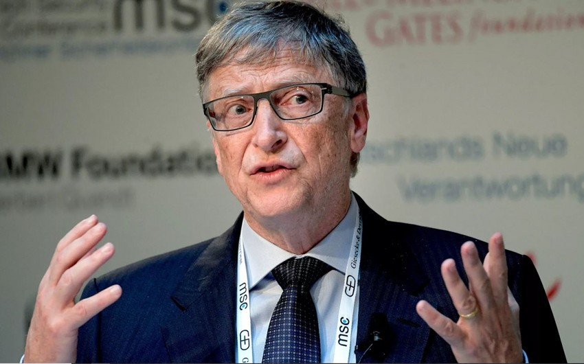 Bill Qeyts: Koronavirusdan müdafiə üçün 3-cü peyvənd lazım olacaq
