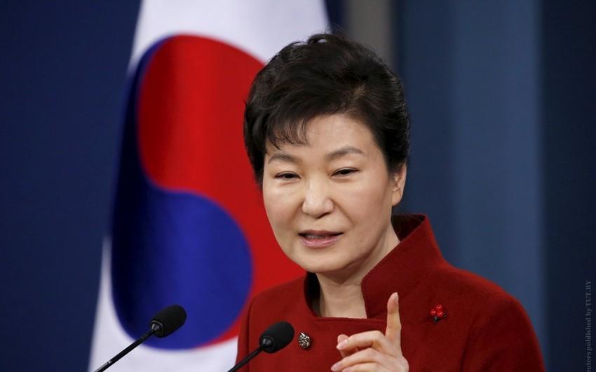 Koreya Respublikasının prezidenti səlahiyyətlərini baş nazirə təhvil verib