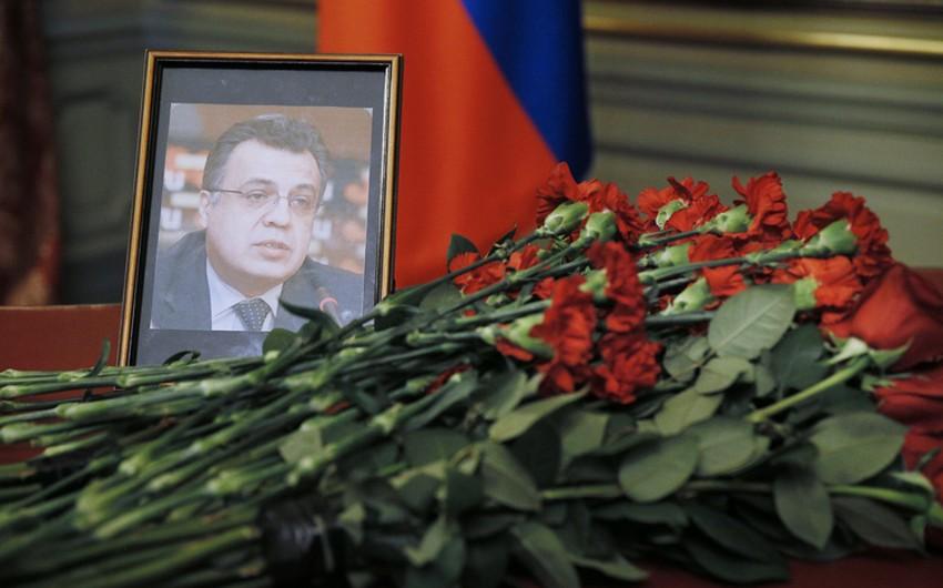 Rusiyada Andrey Karlovla vida mərasimi dekabrın 22-də keçiriləcək