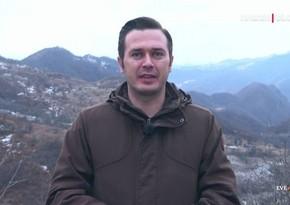 Haber Global показал сюжет, посвященный победе Азербайджана