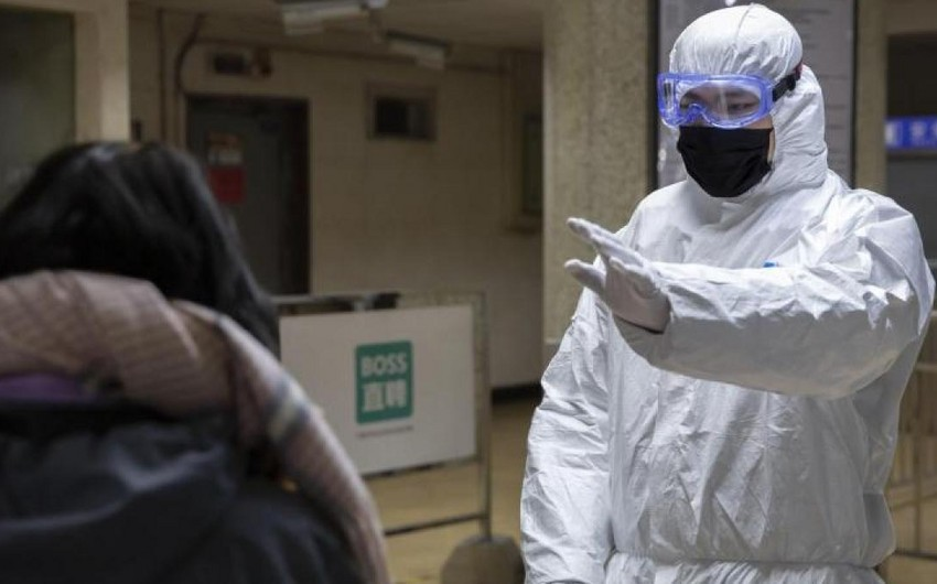 Çində koronavirusdan ölənlərin sayı 132-ə, yoluxanların sayı 5,9 min nəfərə çatıb - YENİLƏNİB