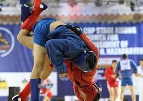 Sambo üzrə dünya çempionatının keçirilmə yeri dəyişdirildi
