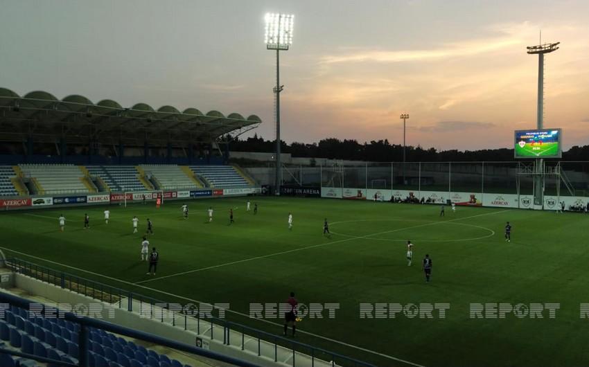 Qarabağ Sumqayıta yoxlama oyununda qalib gəlib