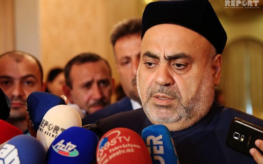 Allahshukur Pashazadeh: President Ilham Aliyev's visit to Nardaran inspired locals