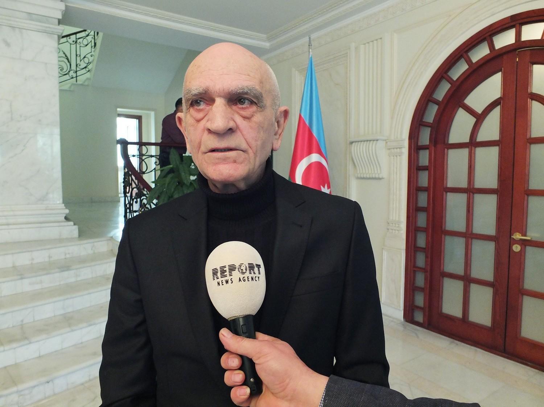 Artistic director of Azerbaijani theater in Tbilisi dismissed
