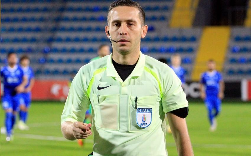 Azərbaycanlı futbol hakimi karyerasını bitirir