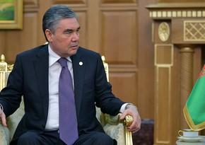 Президент Туркменистана направил видеообращение участникам 76-й сессии ГА ООН