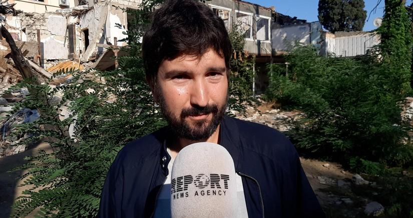 Nikolay Zamikula: Ermənistanın cinayətlərini dünya ictimaiyyəti bilməlidir