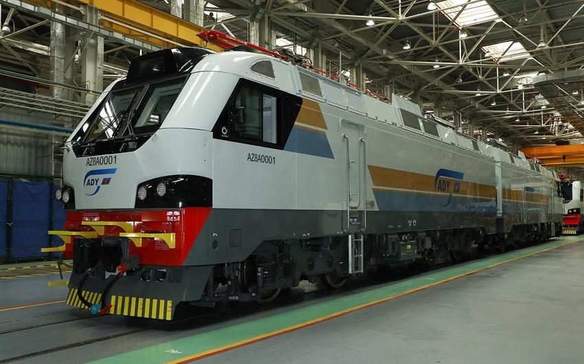 Azerbaijan to import 50 new locomotives from France