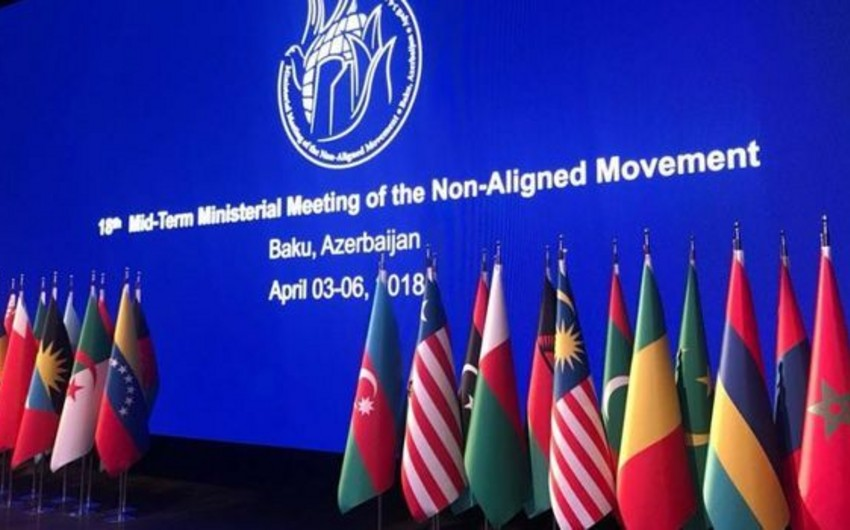 Issue on Karabakh settlement to be included in final document of Non-Aligned Movement summit