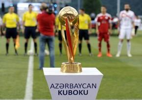Azərbaycan Kuboku: Cavab oyunlarının vaxtı açıqlandı