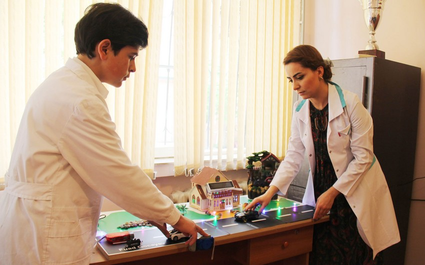 Student of Baku school prepared new project on alternative energy sources
