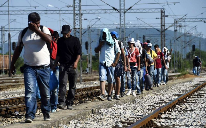 Türkiyə ilə Avropa İttifaqı arasında qaçqın mübadiləsi başlayır