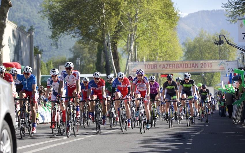 Tour d`Azerbaidjanda üçüncü mərhələyə yekun vurulub