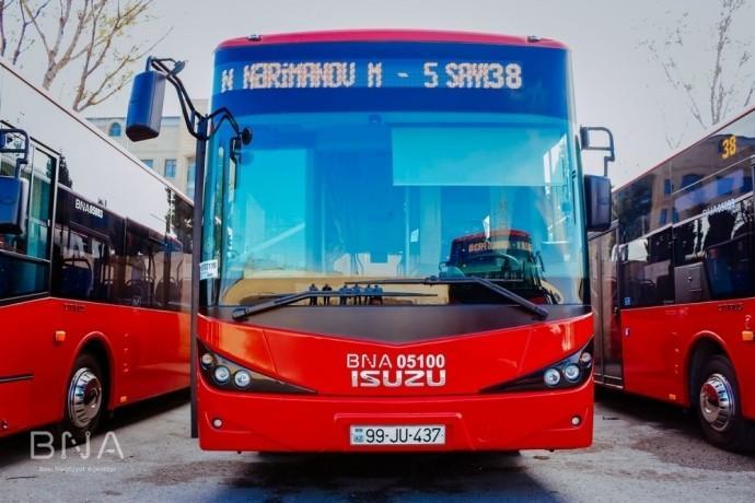 Бактрансагентство: Автобусы №38 переходят на карточную систему