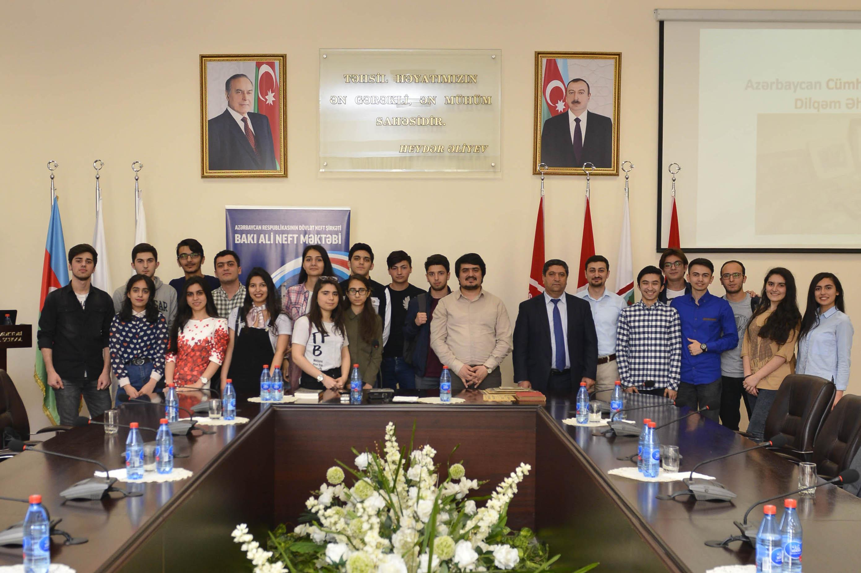 BANM-da Azərbaycan Xalq Cümhuriyyətinin yaranmasının 100 illiyinə həsr olunmuş sərgi keçirilib