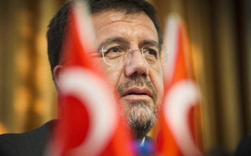 Türkiyənin iqtisadiyyat nazirinə Avstriyaya giriş qadağan edilib