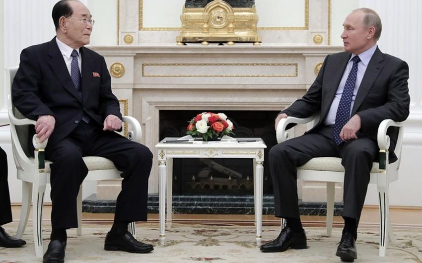Путин: Встреча глав США и КНДР отодвинула перспективы военного конфликта