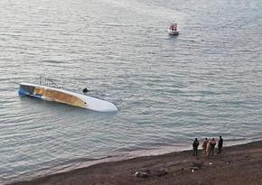 В Анталье затонула лодка с 45 мигрантами