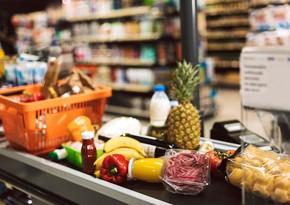 Paytaxt mağazalarında satılan ərzağın dəyəri 10 %-dən çox artıb