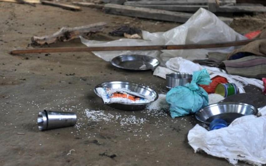 Hindistanda bazarda atışma nəticəsində ölənlərin sayı 13 nəfərə çatıb