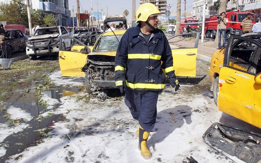 İraqda avtomobilin partlaması nəticəsində ölənlərin sayı 32 nəfərə çatıb