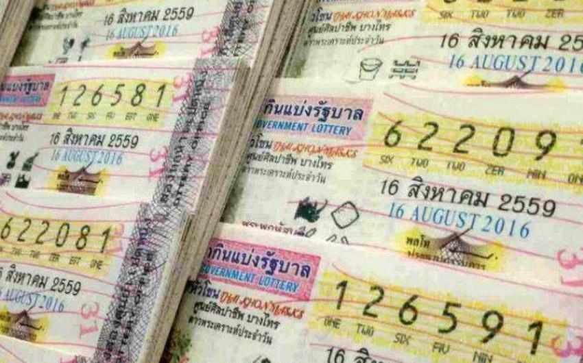 В Таиланде двое рабочих выиграли в лотерею более 500 тыс. долларов