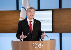 Tomas Bax ardıcıl 2-ci dəfə IOC-un prezidenti seçildi