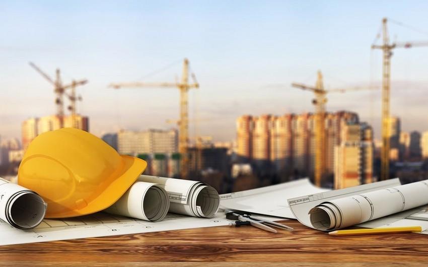 Bu il Bakıda inşaat işlərinin 92%-ni özəl sektor yerinə yetirib
