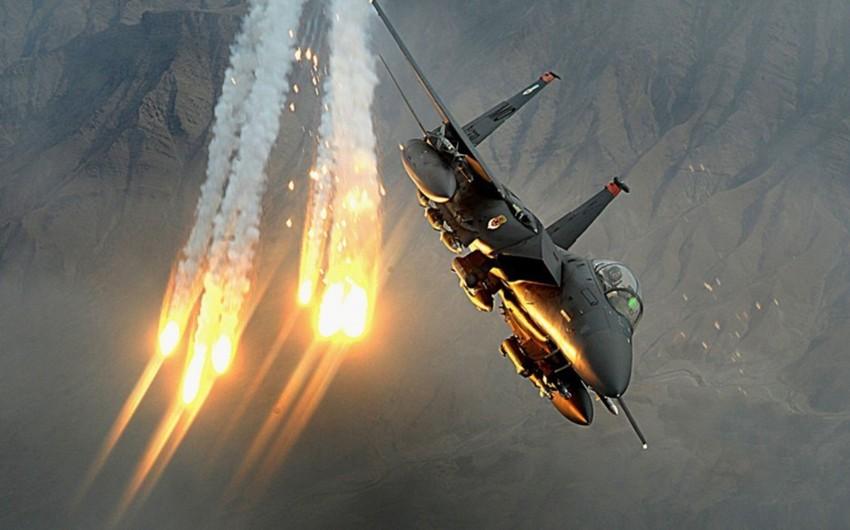 ABŞ və koalisiya qüvvələrinin Suriyanı bombalaması nəticəsində 25 dinc sakin ölüb
