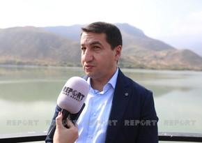 Hikmat Hajiyev says diplomats' visits to Karabakh 'very important'