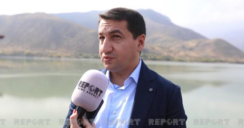 Визиты дипкорпуса в Карабах очень важны – помощник президентаАзербайджана