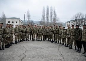 Даны указания по повышению бдительности военнослужащих на освобожденных территориях