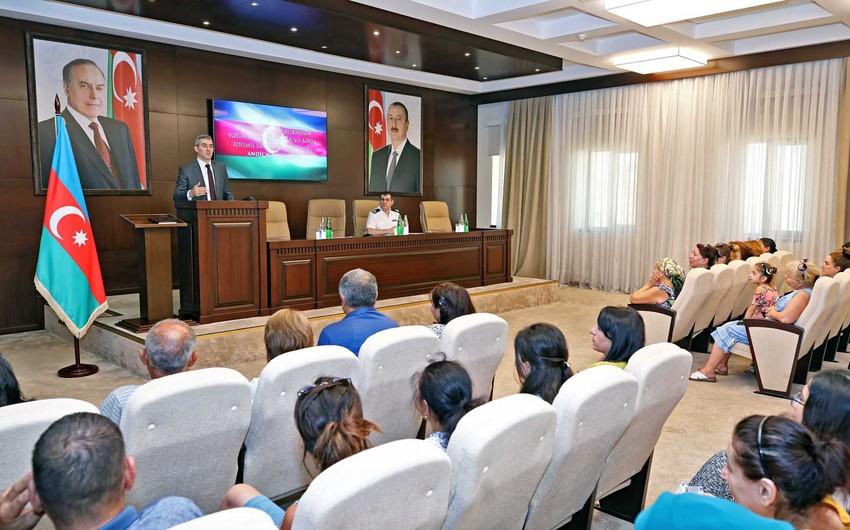 DMX: 83 nəfər Azərbaycan vətəndaşlığına qəbul edilib