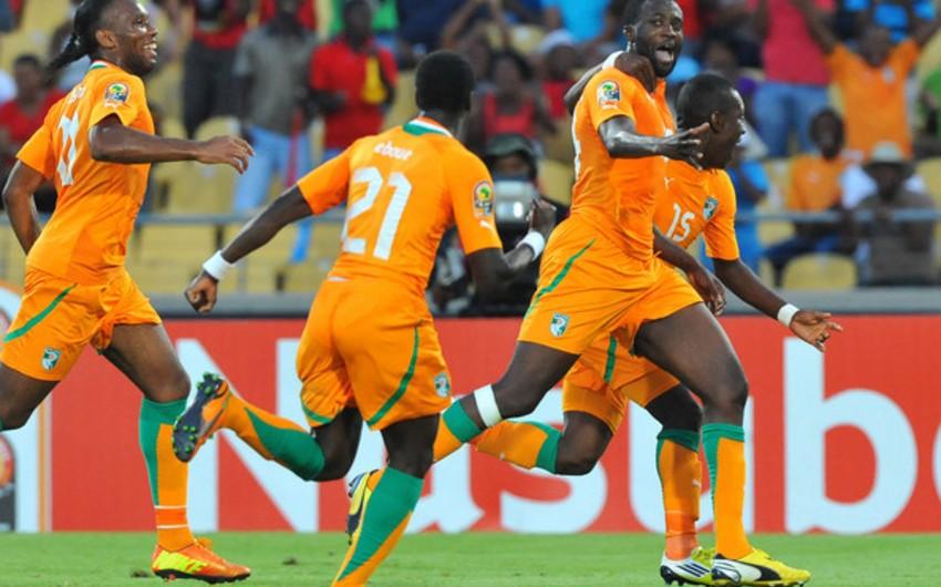 Кубок Африки по футболу: Гана обыграла Алжир, вторая ничья Кот-д'Ивуара