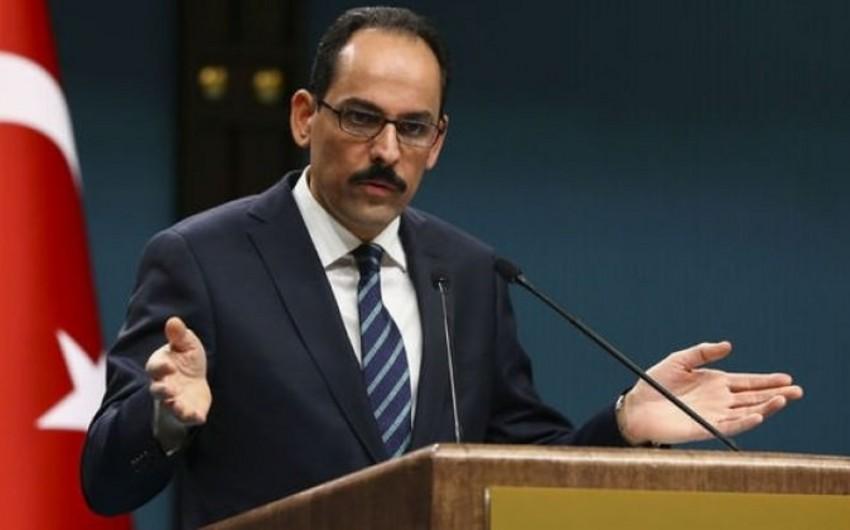 Türkiyə rəsmisi: İsraillə danışıqların son mərhələsindəyik