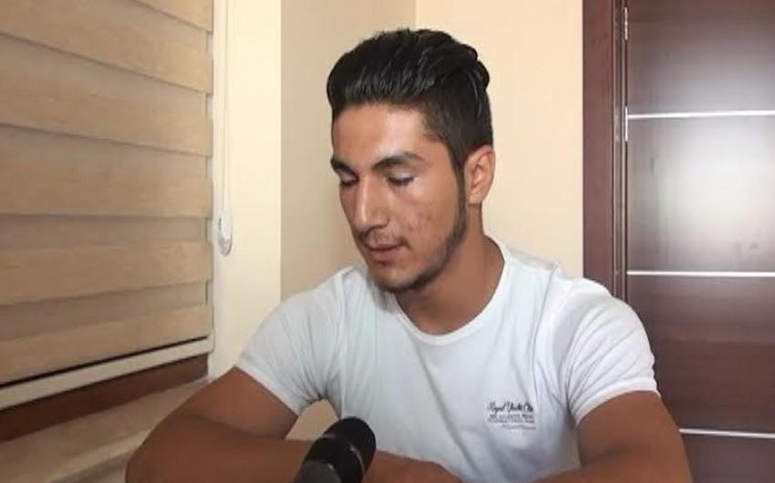 Prokurorluq Bakıda İran vətəndaşına qarşı cinayət törədən azərbaycanlı futbolçu ilə bağlı protest verib