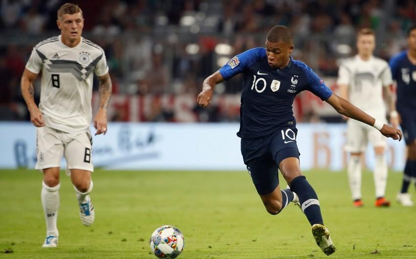 Дубль Гризманна принёс сборной Франции победу над Германией в Лиге наций