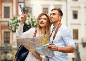 Azərbaycandan turist axını 4,2 dəfə azalıb