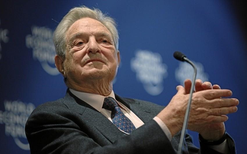 Corc Soros: Qlobal maliyyə bazarları böhranın başlanğıcındadır