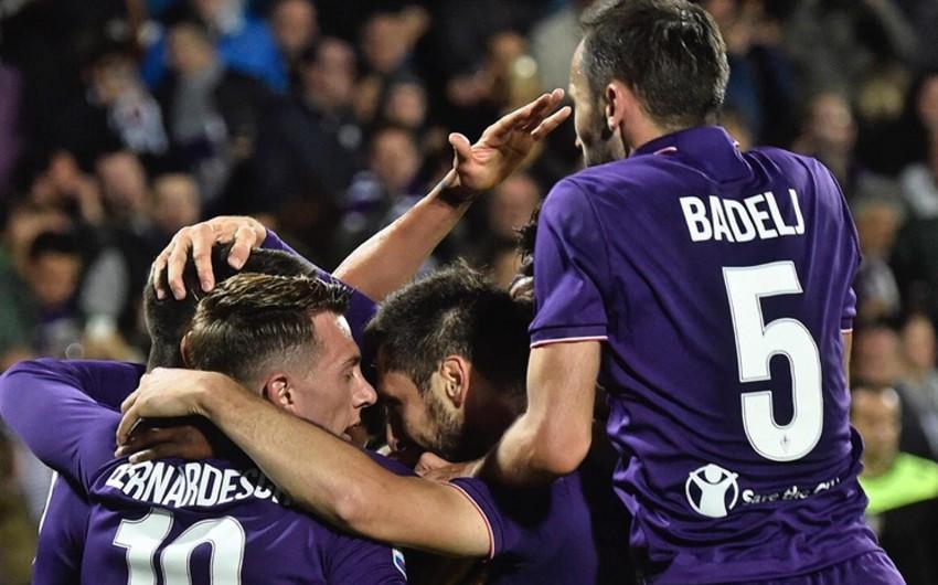 İtaliya çempionatı: Fiorentina - İnter oyununda qapılara 9 qol vurulub - VİDEO