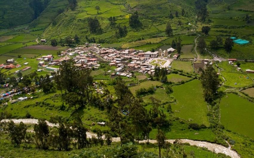 В Перу произошло землетрясение магнитудой 7,2