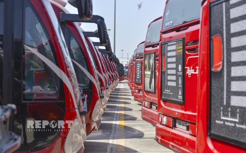 """""""Baku Bus"""" sərnişinlərə müraciət edib"""